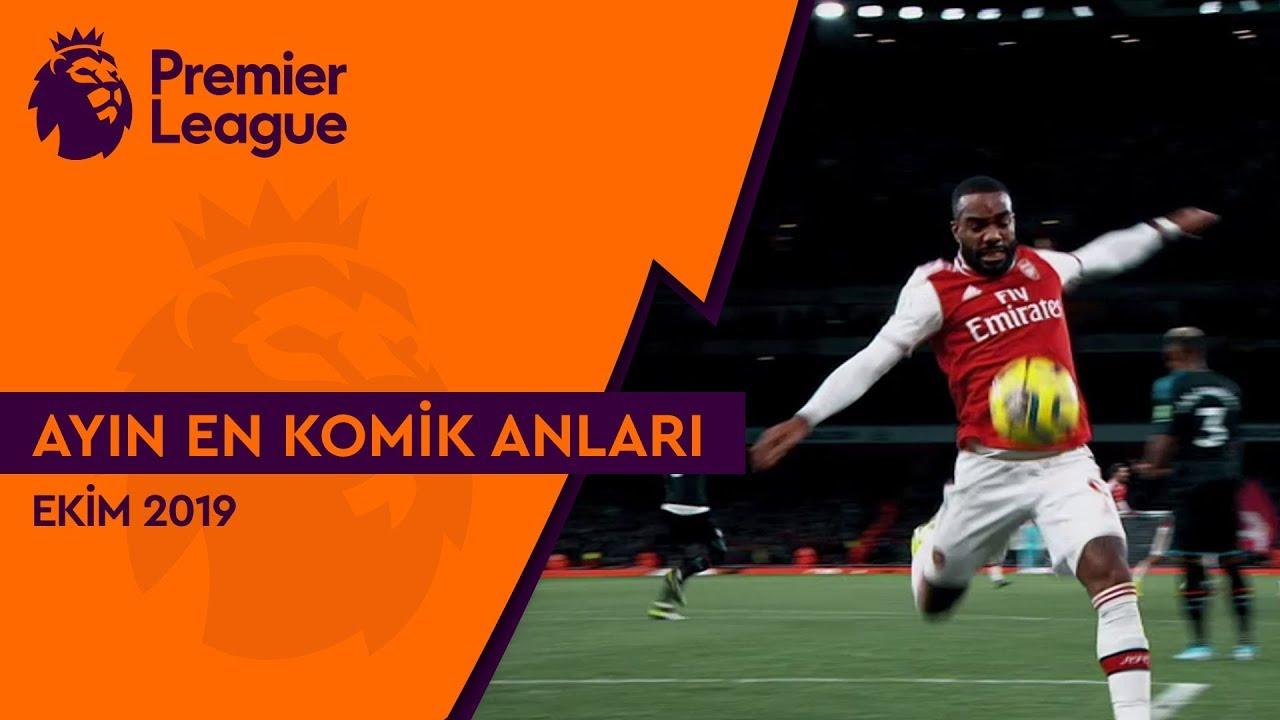 Ayın En Komik Anları | Ekim - Premier League 2019/20