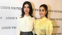 Janhvi Kapoor's wishes sister Khushi with unseen photos and videos