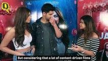 Sidharth Malhotra and Tara Sutaria on 'Marjaavaan'