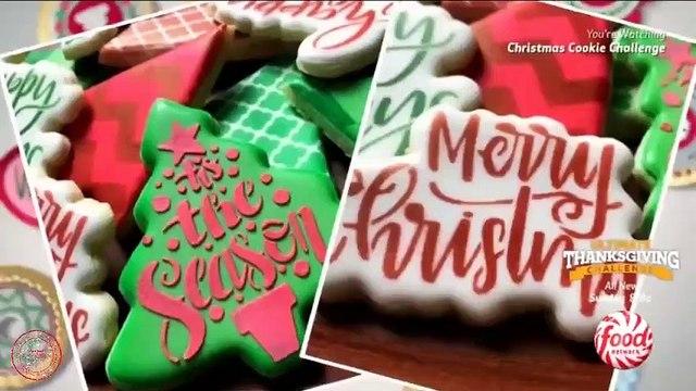 Christmas Cookie Challenge S03E01 (November 05, 2019) Homemade Holidays
