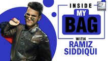 Inside My Bag With Ramiz Siddiqui | Exclusive Interview