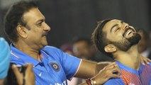 Fans troll Ravi Shastri on Virat Kohli's birthday