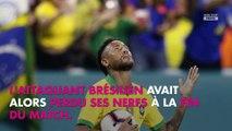 Neymar violent avec un supporteur : La plainte a été classée sans suite