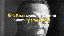 René Maran, premier écrivain noir à obtenir le prix Goncourt