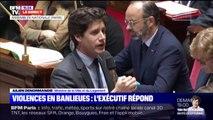 """Julien Denormandie sur les violences en banlieue: """"La République ne cédera jamais"""""""