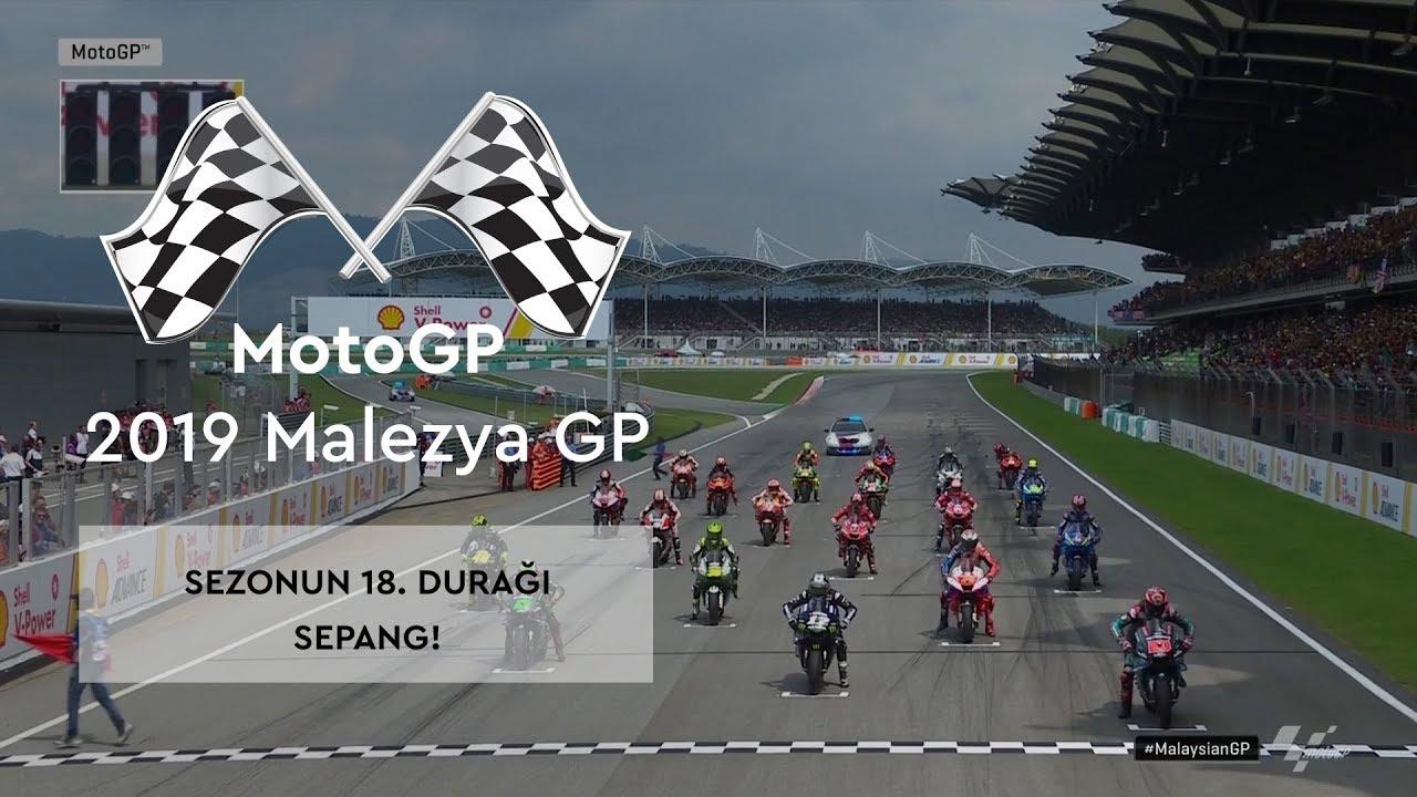 Sezonun 18. Durağı Sepang! (MotoGP 2019 - Malezya Grand Prix)