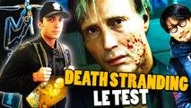 DEATH STRANDING Test: Kojima a-t-il réinventé le jeu vidéo ? - Notre TEST VIDÉO
