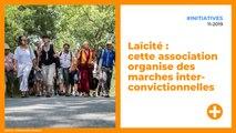 Laïcité : cette association organise des marches inter-convictionnelles