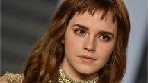 Emma Watson Calls Her Relationship Status 'Self-Partnered'