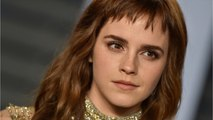 Emma Watson Calls Her Relationship Status 'Self-Partnered'
