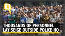 Law vs Order: After Lawyers Protest, Delhi Police Out on Streets in Retaliation