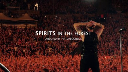 Depeche Mode SPIRITS in the Forest Trailer