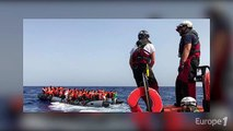 Quand Europe 1 marchait dans les pas de migrants en Tunisie