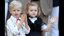 Jacques et Gabriella de Monaco, adorables sur leur première photo d'école
