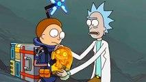 """DEATH STRANDING """"Rick et Morty"""" Publicité"""