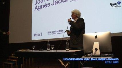 Rencontres du 7e Art 2019 : Jean-Jacques Annaud