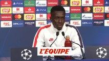 Gueye «J'apprends tous les jours» - Foot - C1 - PSG
