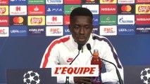 Gueye «Pas de pression supplémentaire» - Foot - C1 - PSG