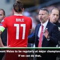 Wales qualification would be one of Giggs' 'greatest achievements'