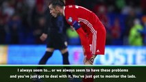 Giggs confident Bale will be fit for crucial Wales qualifiers