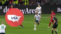 Bundesliga October: USA represent