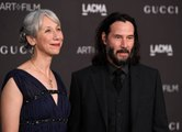 Keanu Reeves Seems to Have Found Love