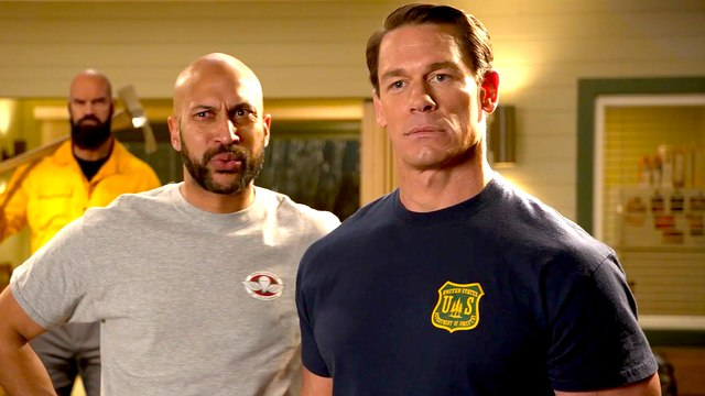 Playing with Fire with John Cena - Behind the Scenes