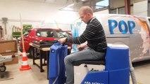 Soultz : L'entreprise de nettoyage POP va voler de ses propres ailes