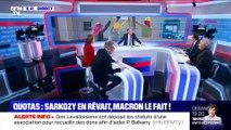 Quotas pour l'immigration économique: Nicolas Sarkozy en rêvait, Emmanuel Macron le fait ! - 05/11