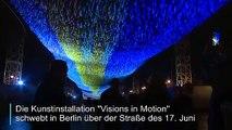 Berlin feiert den Mauerfall mit Kunst und Kultur