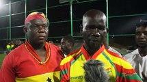Cecifoot  | Les réactions du match amical Ghana Vs Côte d'Ivoire