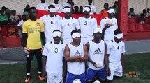 Cecifoot | Résumé du match Côte d'Ivoire  Ghana VS Côte d'Ivoire