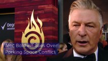 Alec Baldwin Sues Over Parking Space Conflict