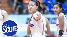 How Jema Galanza Stepped Up For Creamline | The Score