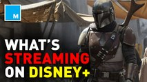 Here's what you'll be able to find on Disney+