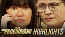 Oscar stops Lily's plan | FPJ's Ang Probinsyano