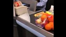 Blague du Toblerone... A faire à votre caissière de supermarché
