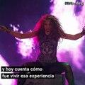 """""""Fue el momento más negro de mi vida"""": Shakira habla del día que perdió la voz"""