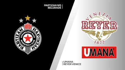 7Days EuroCup Highlights Regular Season, Round 6: Partizan 69-83 Reyer