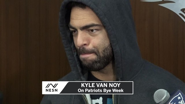 "Kyle Van Noy On Mood In Patriots Locker Room: ""We're 8-1."""