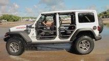 Jeep Wrangler & Gladiator Three O Five Driving Video