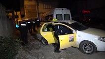 Adana'da 'dur' ihtarına uymayan sürücü, polisi alarma geçirdi