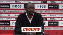 Vieira «C'est encourageant» - Foot - L1 - Nice