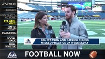 Football Now: Patriots Look To Get Back On Track Vs. Eagles After Bye