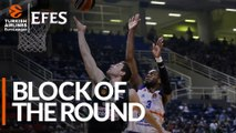 Efes Block of the Round: Jordan Loyd, Valencia Basket