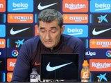 """13e j. - Valverde :  """"On veut de Dembélé qi'il soit un génie à tous les matches"""""""