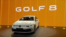 Weltpremiere des neuen Volkswagen Golf - Premiere