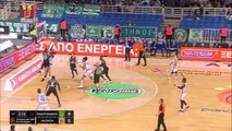 Improved ball-sharing key for Panathinaikos