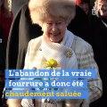 La reine Elisabeth dit adieu à la vraie fourrure