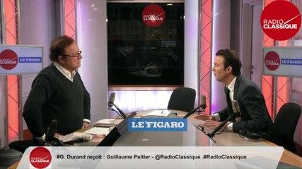Guillaume Peltier - Radio Classique mercredi 6 novembre 2019